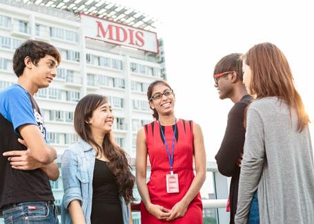 biaya Kuliah di mdis singapore