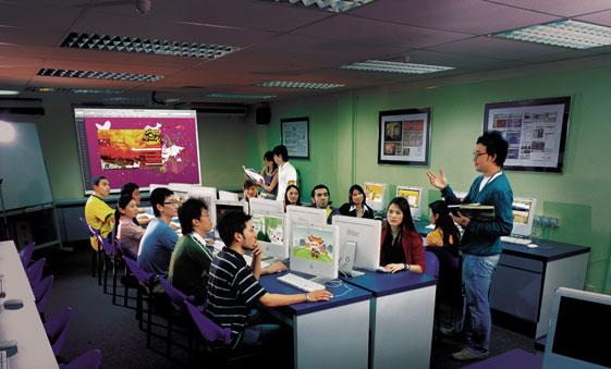 kuliah di TOA malaysia