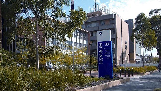 kuliah di monash australia
