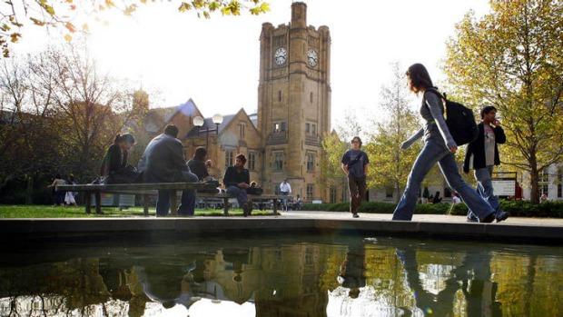kuliah di melbourne university