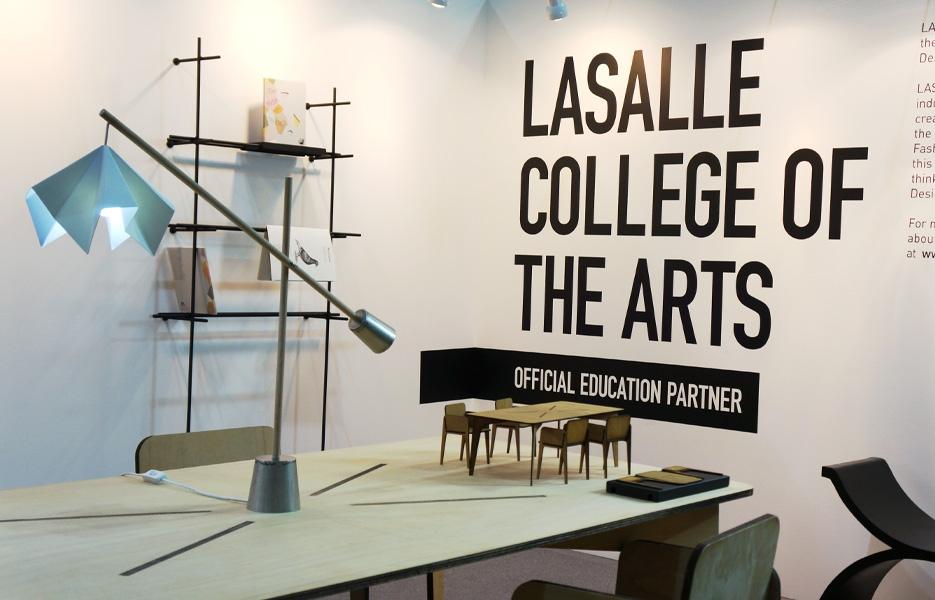 biaya kuliah di lasalle singapore