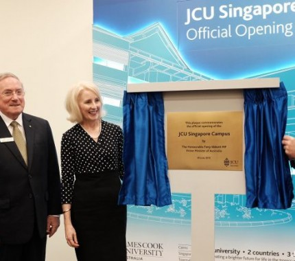 biaya kuliah di james cook university singapore