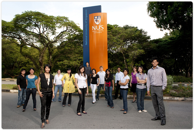 kuliah di national university of singapore
