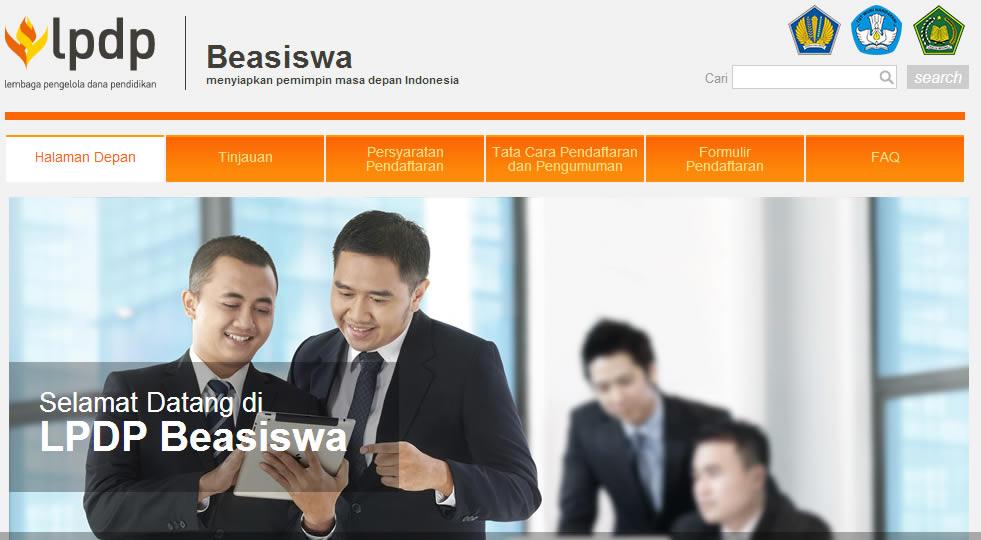 INFO BEASISWA LPDP 2016 3