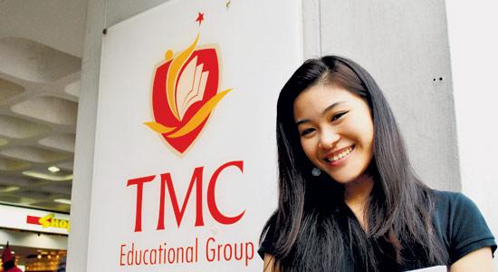 kuliah di tmc academy singapore