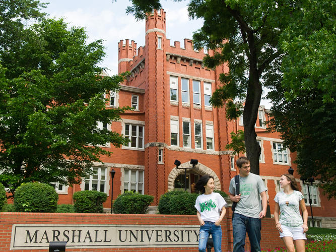 kuliah di marshall university usa