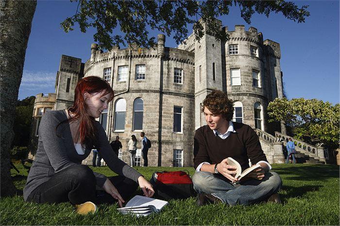 kuliah di stirling university UK