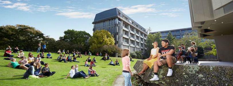 Kuliah di University of Canterbury