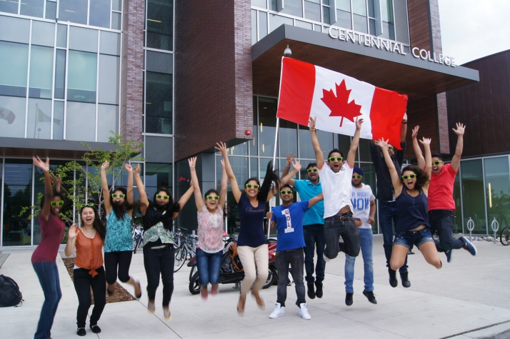 kuliah di centennial college canada