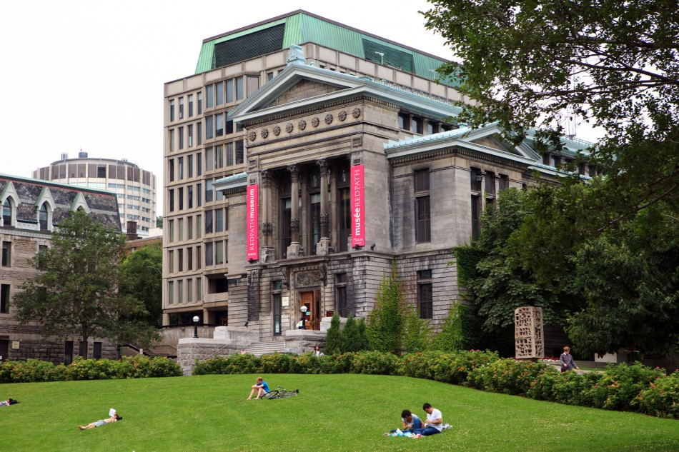 kuliah di McGill University Canada