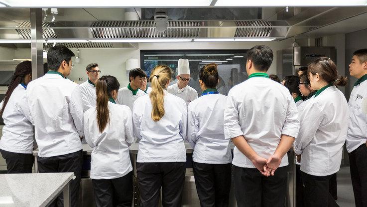 kuliah di Culinary arts academy swiss