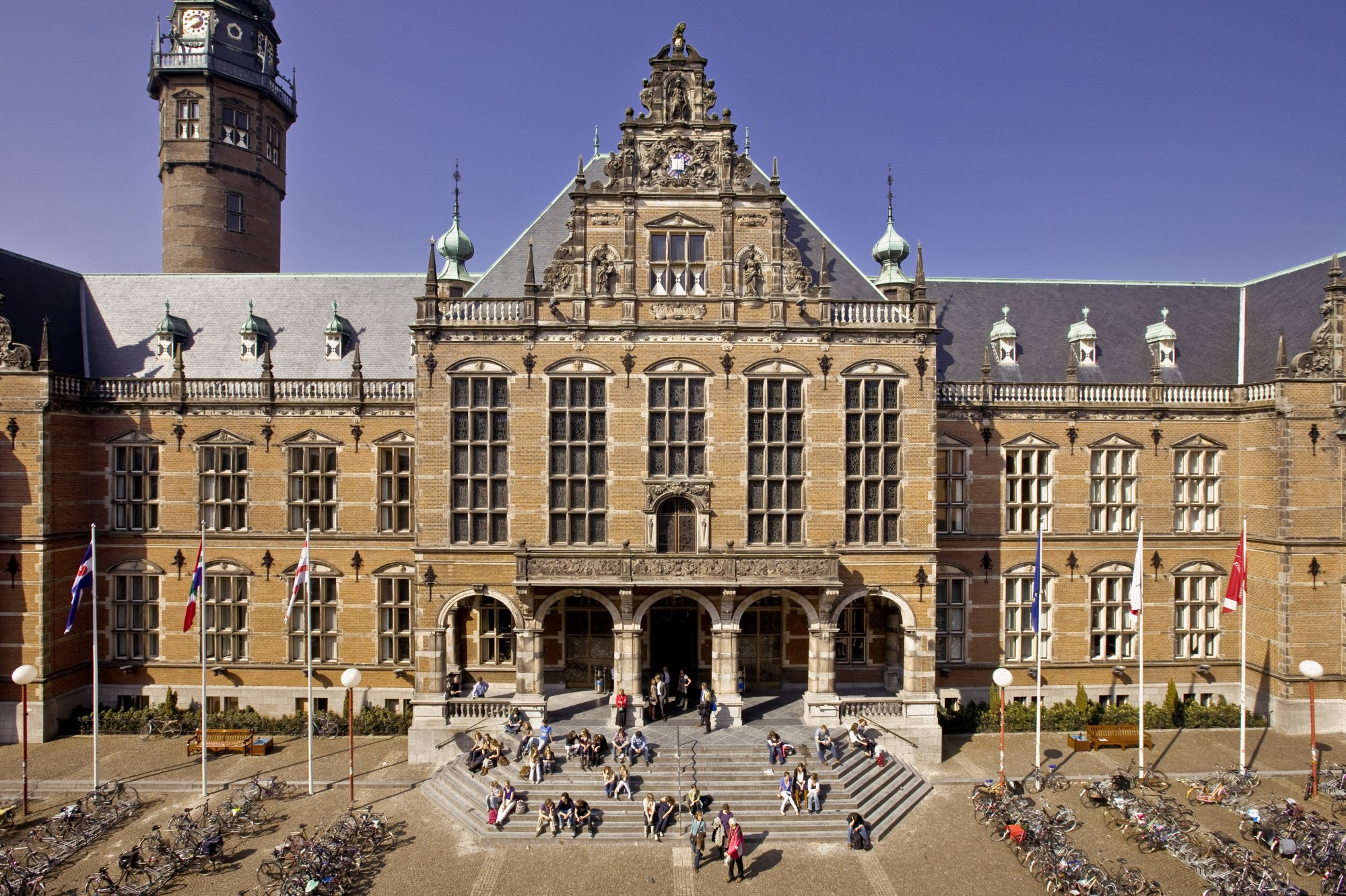 kuliah di University of Groningen