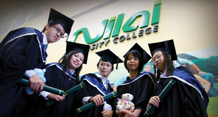 Kuliah di Nilai University Malaysia
