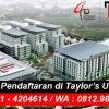 konsultan-taylors-university-malaysia-di-jakarta