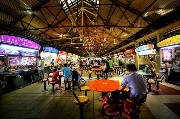 tempat makan murah di singapura
