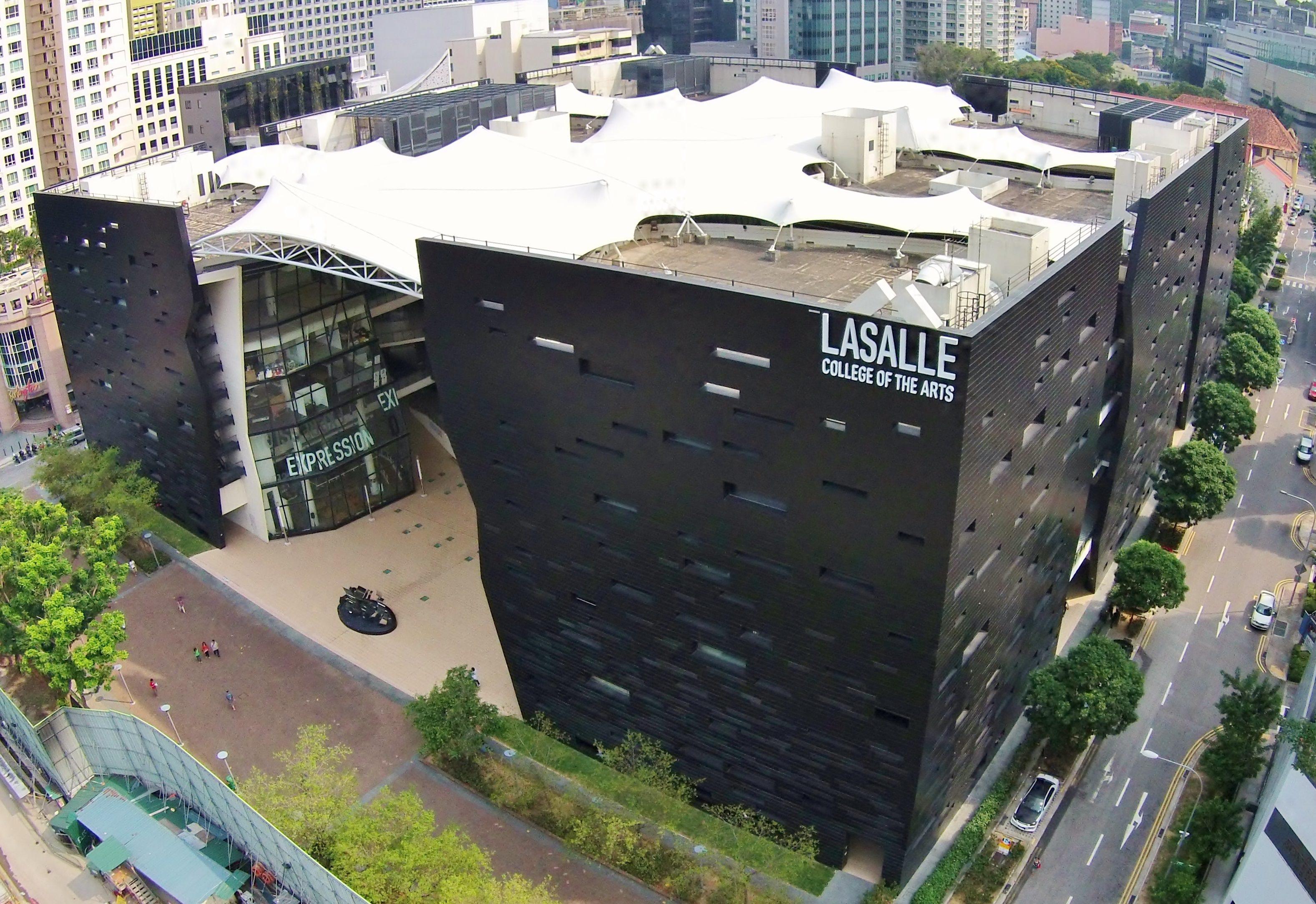 biaya kuliah di lasalle college singapore 2019