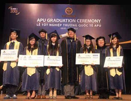 Beasiswa Asia Pasific University Malaysia 2019