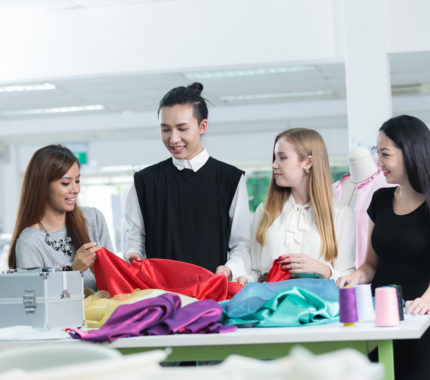 Kuliah di Jurusan Fashion Design MDIS Singapore