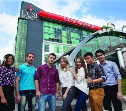 Pendaftaran UCSI University Malaysia