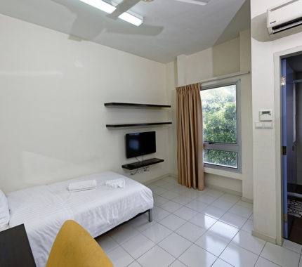 Akomodasi di Sunway University Malaysia