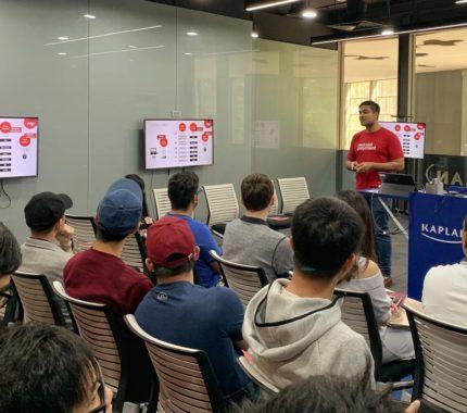 Jurusan Kuliah di Kaplan Singapore